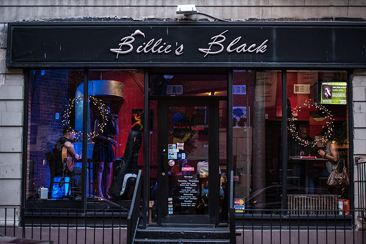 Billies Black in Harlem
