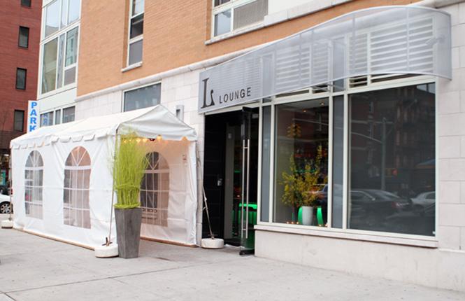 L Lounge in Harlem