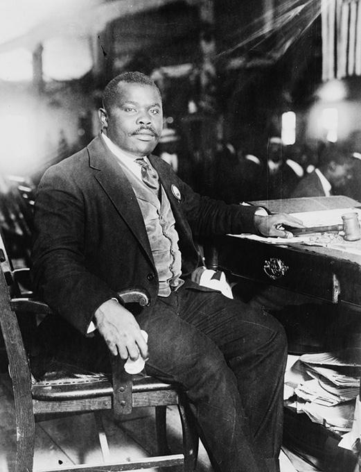 Marcus Garvey 1924