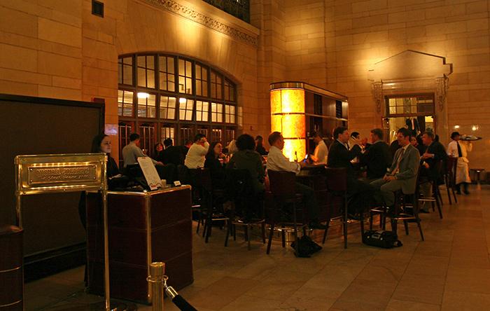 Michael Jordan's Steakhouse in New York City