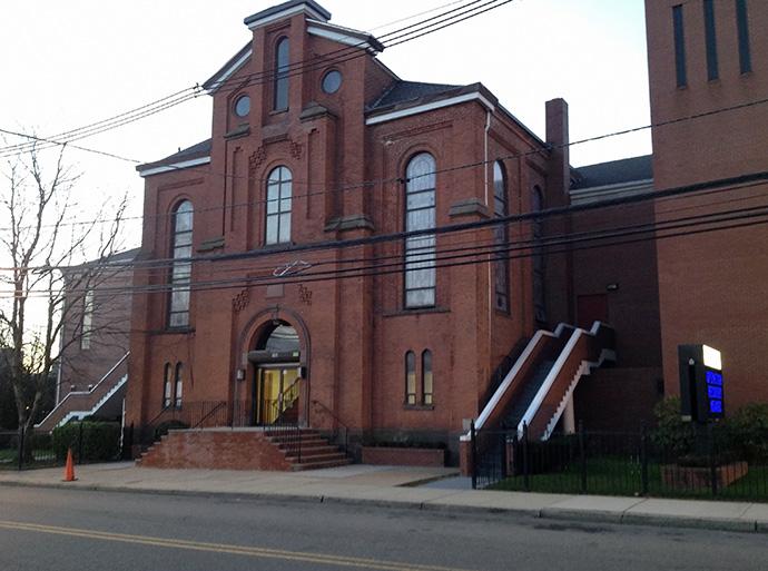 New Hope Baptist Church in Newark