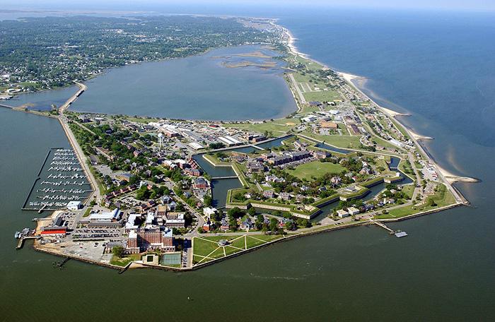 Fort Monroe, Hampton Photos