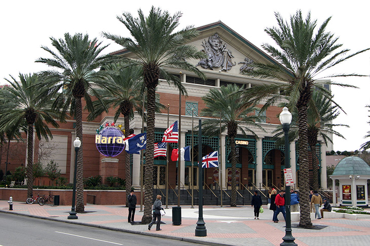 Harrahs Casino, New Orleans General Attractions