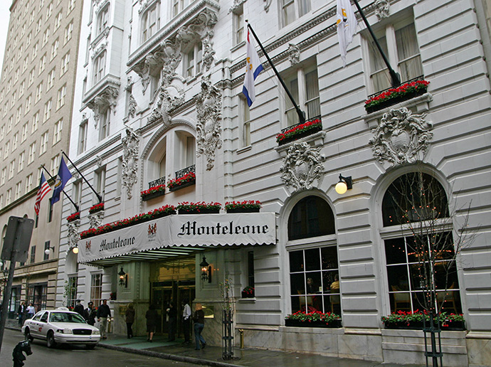 Monteleone Hotel, New Orleans
