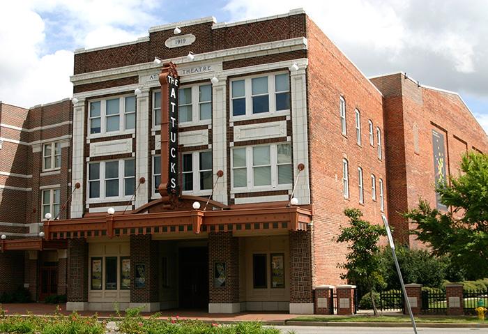Crispus Attucks Theatre, Norfolk Cultural Sites