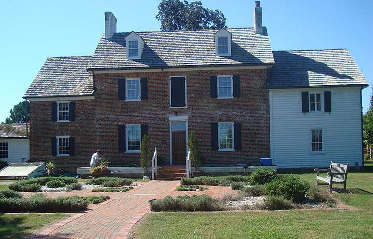 Ferry Plantation House, Virginia Beach Heritage Sites
