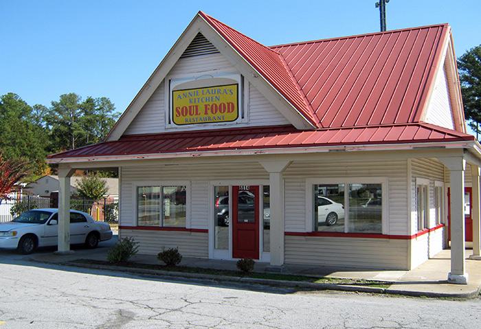 Annie Laura's Kitchen, Atlanta Restaurant
