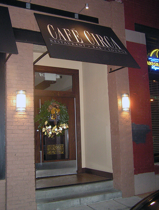 International Cafe Atlanta Ga Menu