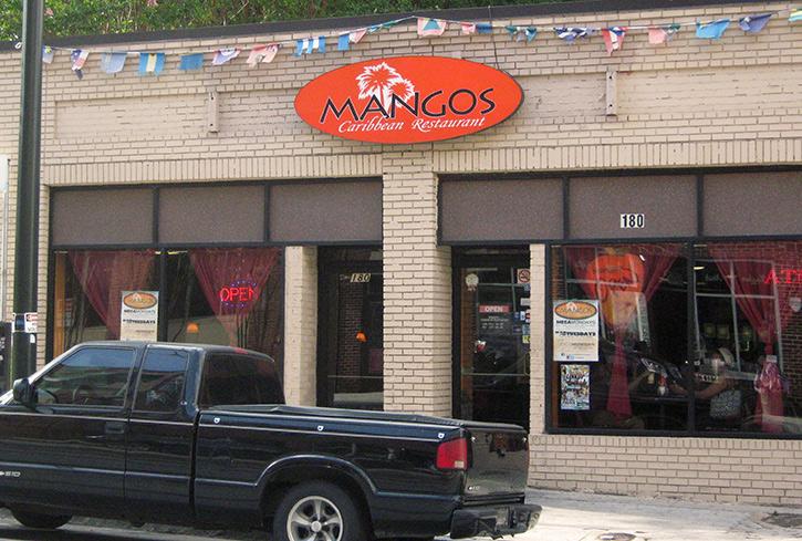 Mangos Caribbean, Atlanta