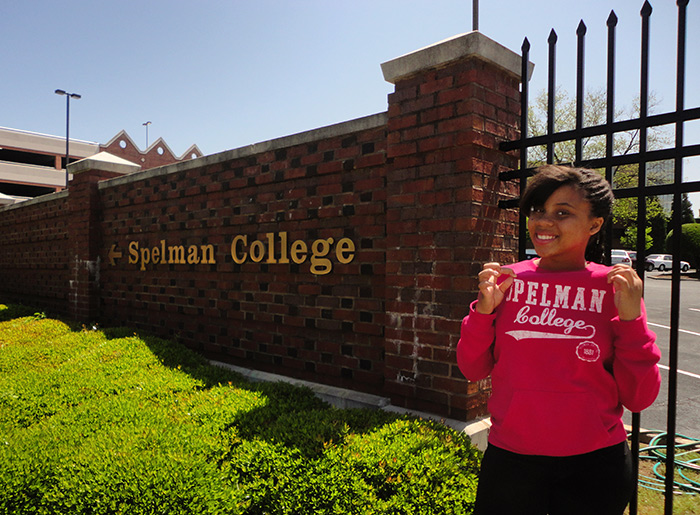 Celebrating the Sisters at Spelman