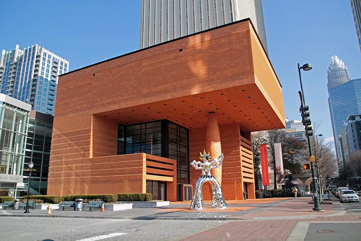 Bechtler Museum, Charlotte Arts