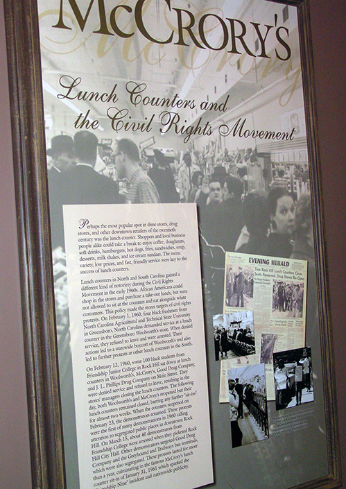McCrory's Lunch Counter Sit-in