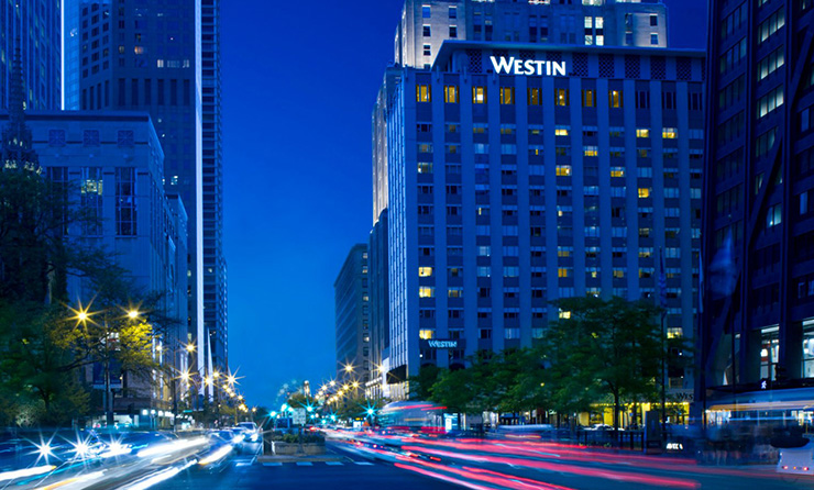 Westin Michigan Avenue, Chicago Hotels