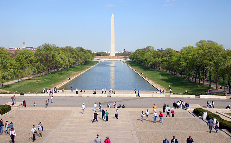 Washington dc national monuments soulofamerica for Pool design washington dc
