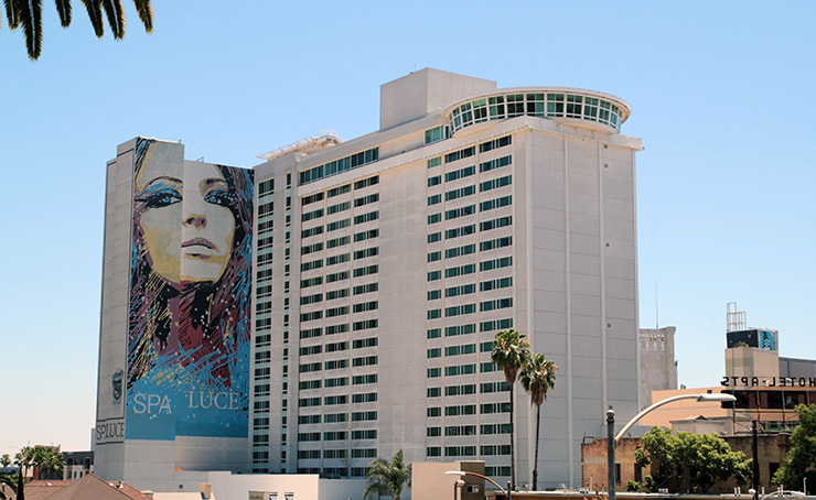 Loews Hollywood, Los Angeles Hotels