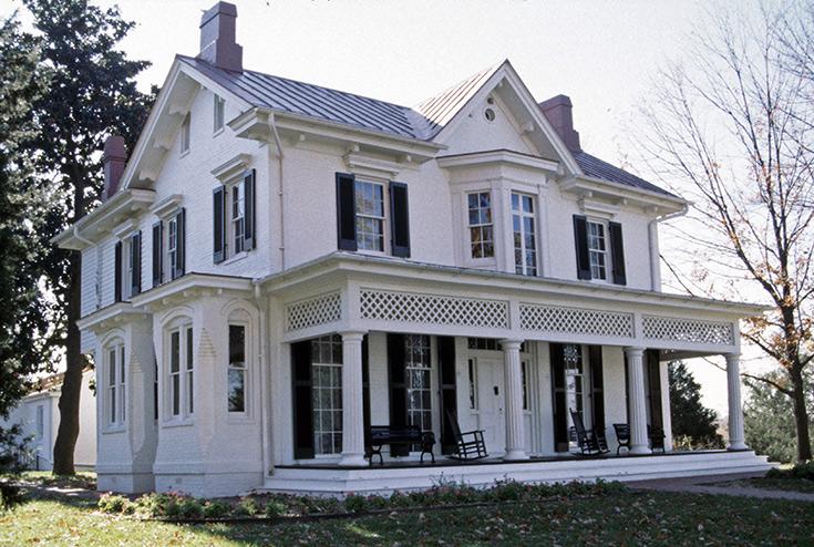 Cedar Hill Residence, Washington DC