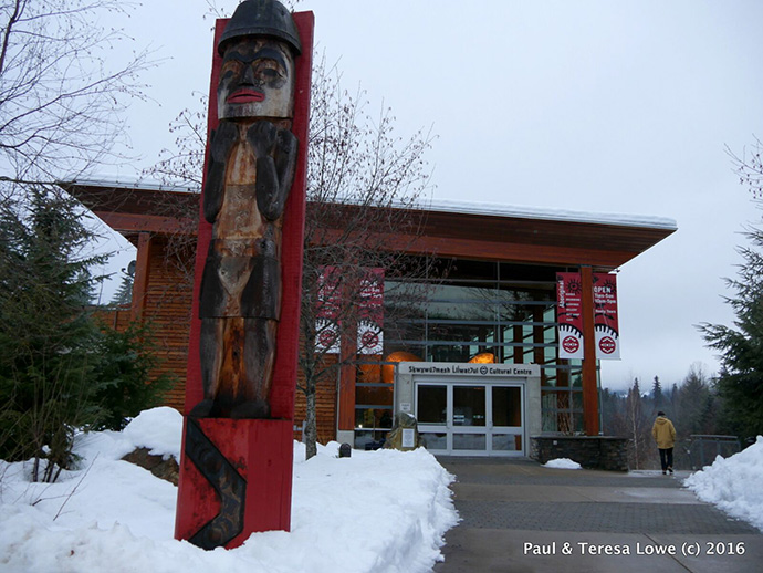 Native Tribe Cultural Centre, Whistler
