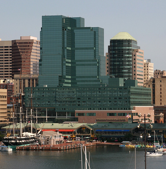 Baltimore Renaissance Harborplace
