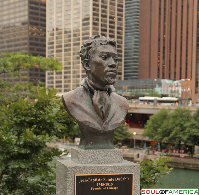 Jean Baptiste Pointe du Sable, Chicago History