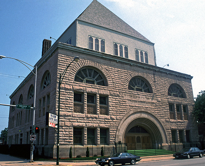 Pilgrim Baptist Church, Chicago Places of Worship