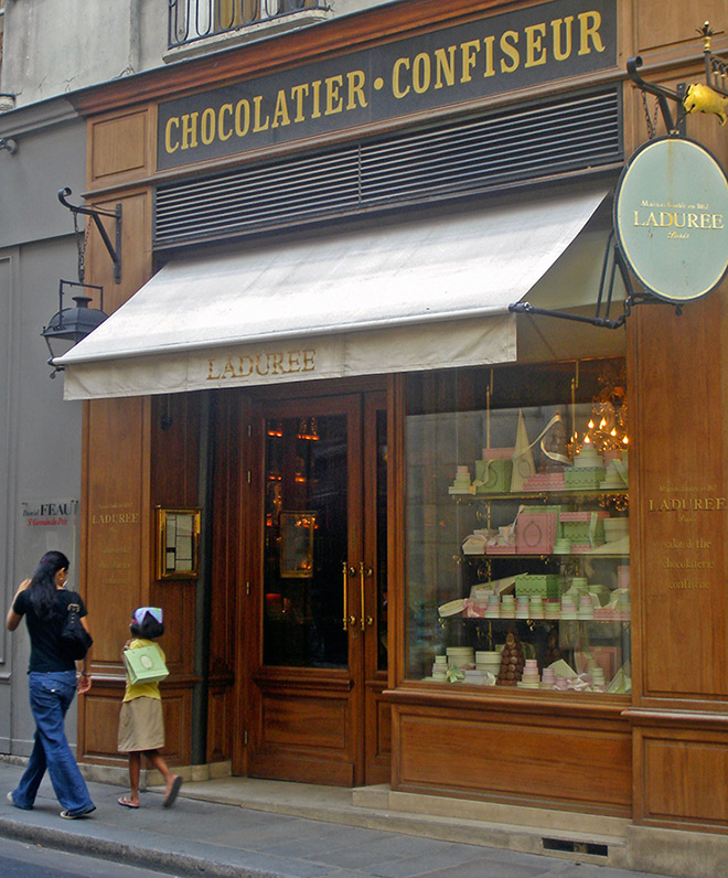 Laduree Gourmet Chocolatier