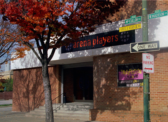 Arena Players, Baltimore Black Theatre