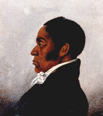 James Forten, abolitionist
