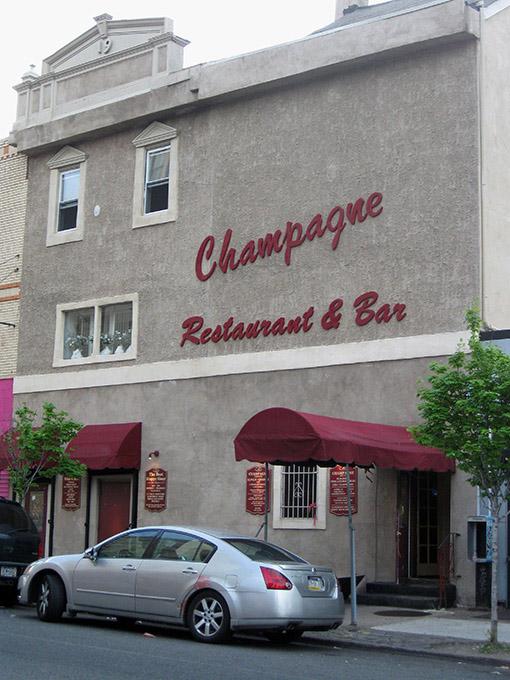 Champagne Cafe, Philadelphia Restaurants