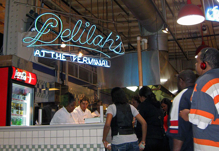 Delilah's, Philadelphia Restaurants