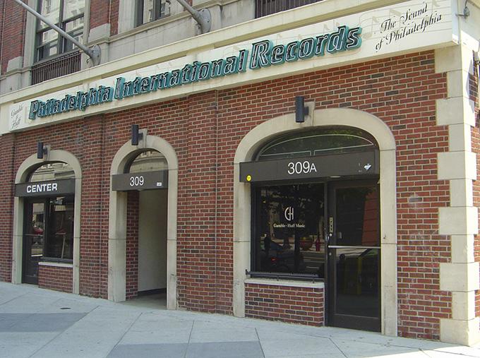 Phl-International_Records, The Sound Of Philadelphia