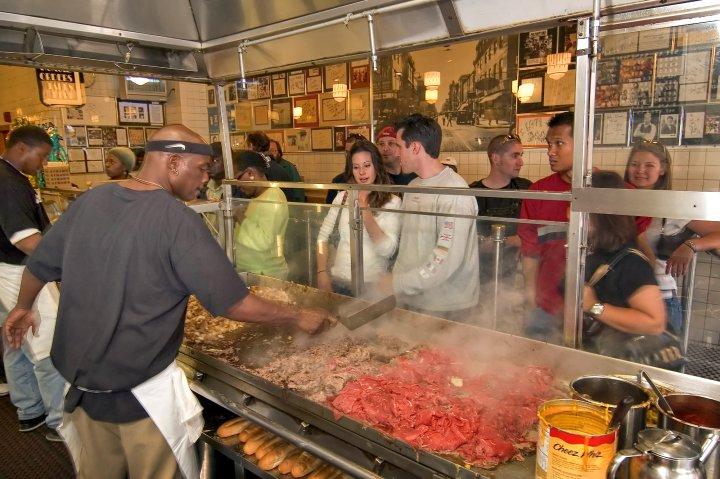 Jims Steaks, Philadelphia Cheesecake