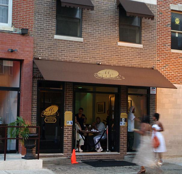 Ms. Tootsie's Soul Food Cafe, Philadelphia Restaurants