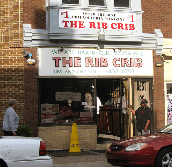 Rib Crib, Philadelphia Restaurants