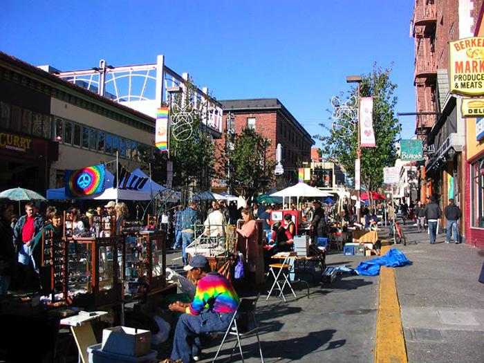 Telegraph Avenue Festival