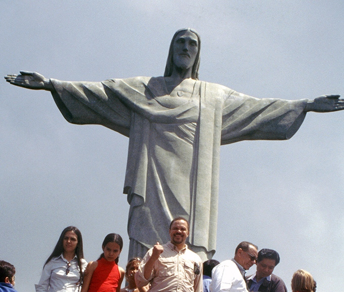 Christ The Redeemer atop Corcovado, Soul Of Rio