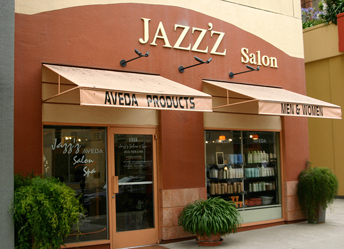 Jazz'z Salon in San Francisco, Black Spas