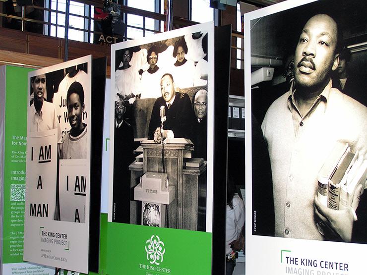 Martin Luther King Jr. Visitor Center
