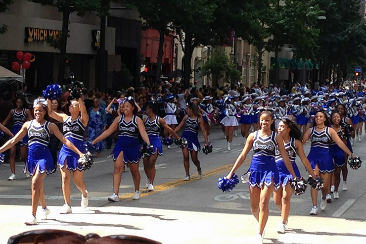 Texas State Fair Parade in Dallas, Dallas Events