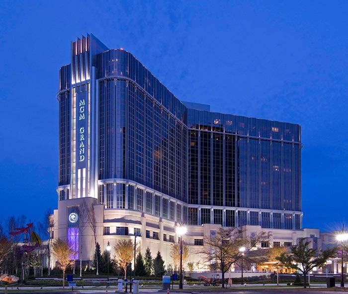 MGM Grand Detroit Hotel, Detroit Hotels