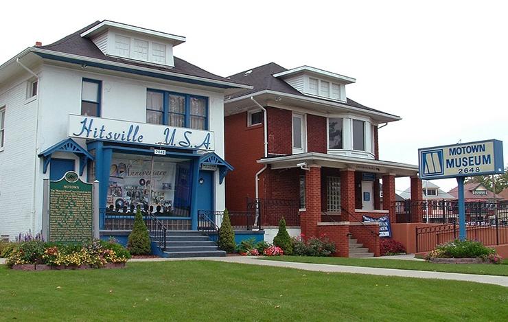 Motown Museum, Detroit Cultural Sites