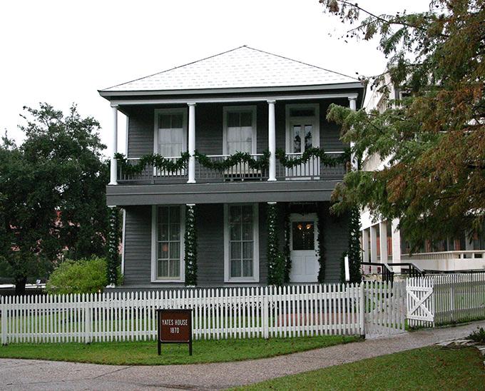 Jack Yates House
