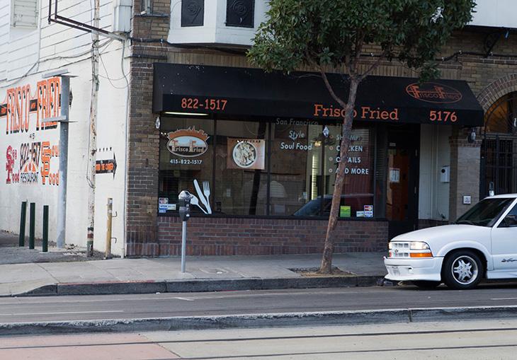 Frisco Fried