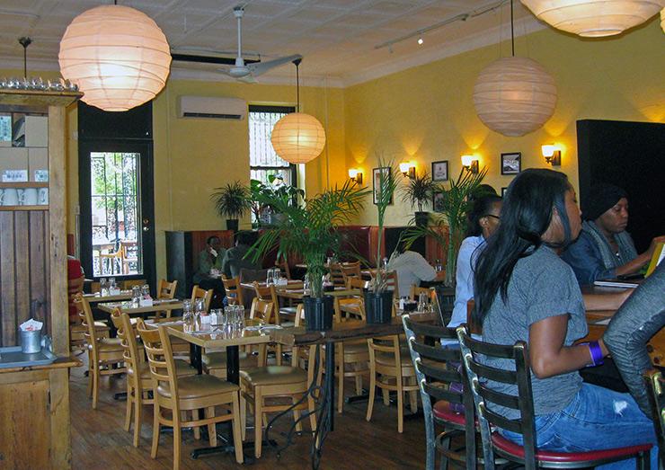 Brooklyn Restaurants & Nightclubs