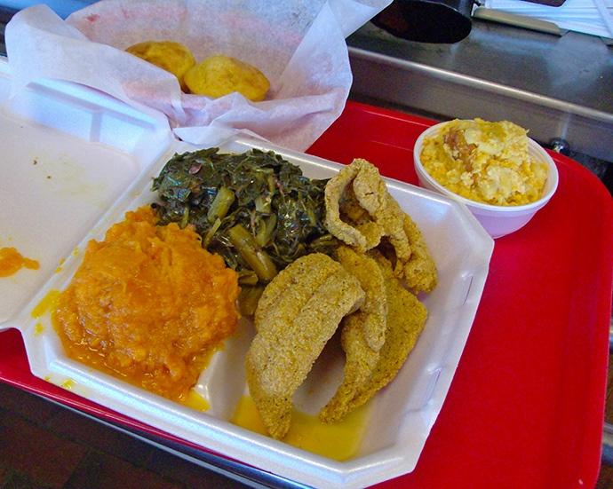 Soul Food, Dallas Restaurants