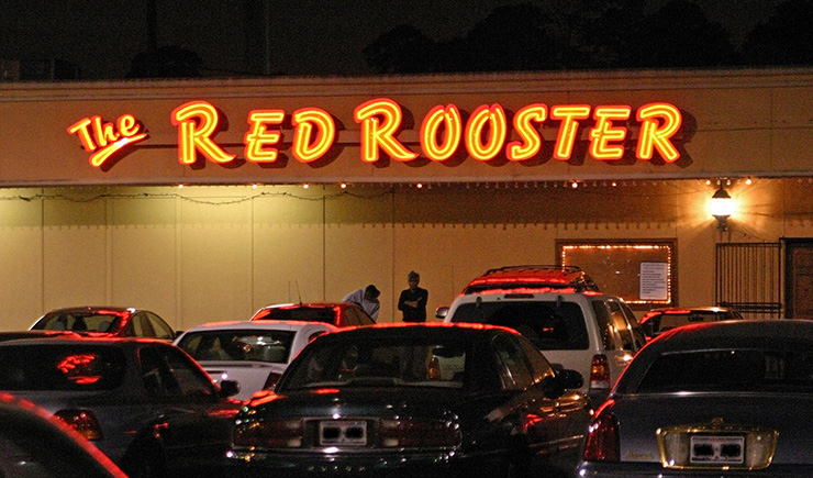 Original Red Rooster