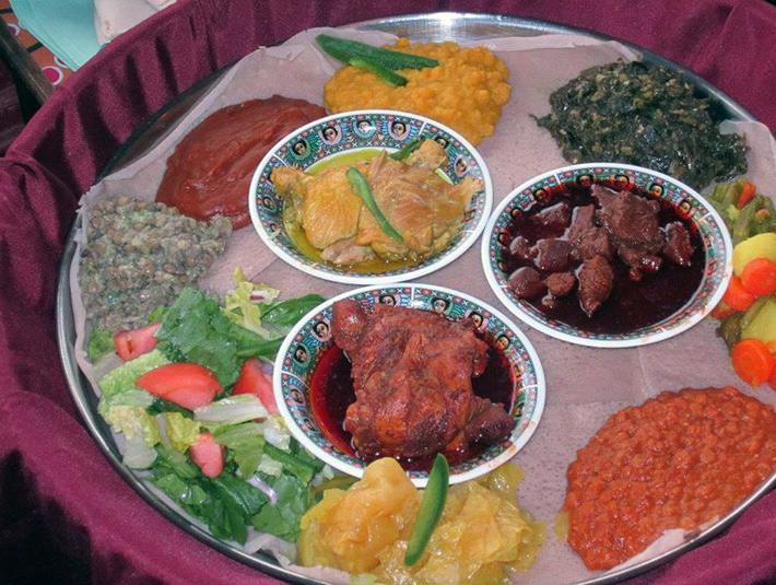 Blue Nile, Ethiopian cuisine in Detroit