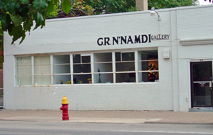 GR N'Namdi Gallery, Detroit Shops & Galleries