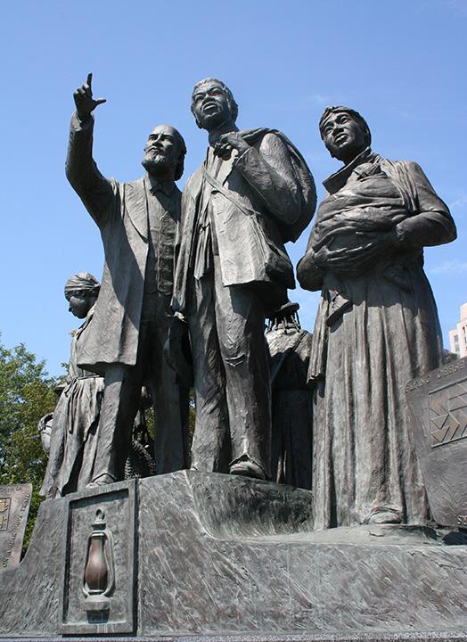 Gateway To Freedom International Memorial