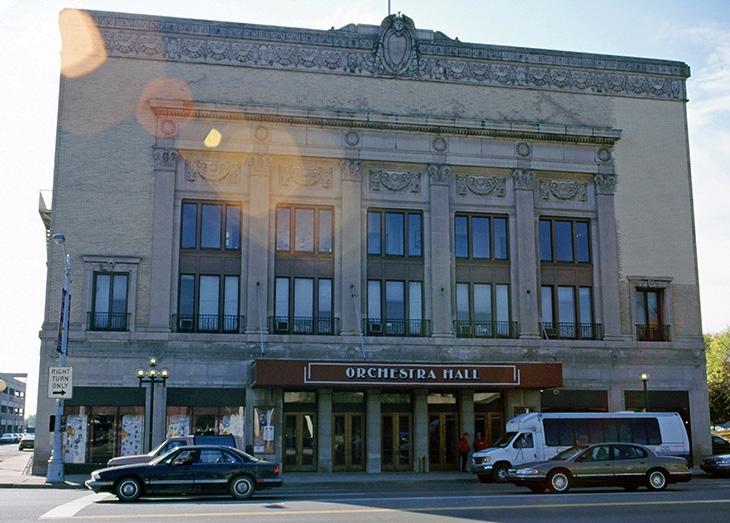 Historic Paradise Theater, Paradise Valley