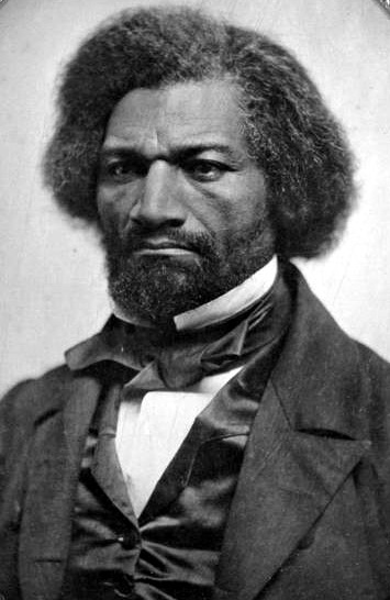 Frederick Douglass, age 38